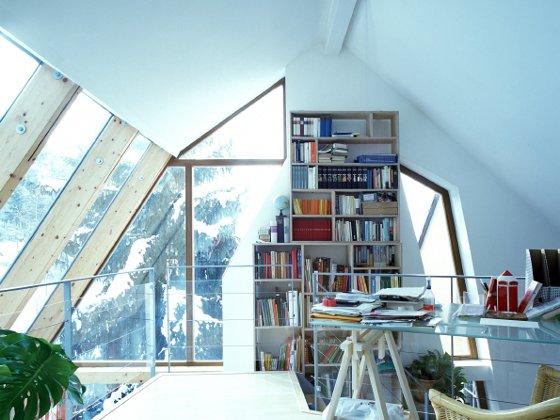 dachausbau macht wohnreserve im dachgeschoss nutzbar energie fachberater. Black Bedroom Furniture Sets. Home Design Ideas