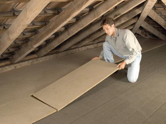 Fußboden Garage Dämmen ~ Dachboden preiswert dämmen energie fachberater