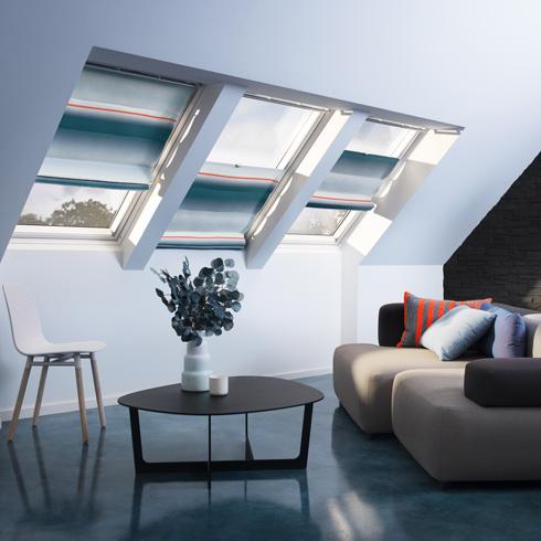 Vielseitiger sonnenschutz f r dachfenster energie fachberater - Dachfenster bilder ...