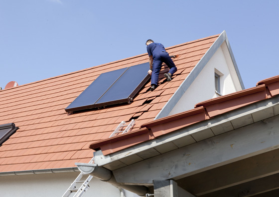 solarthermie anlage vor dem winter vom fachmann berpr fen lassen energie fachberater. Black Bedroom Furniture Sets. Home Design Ideas