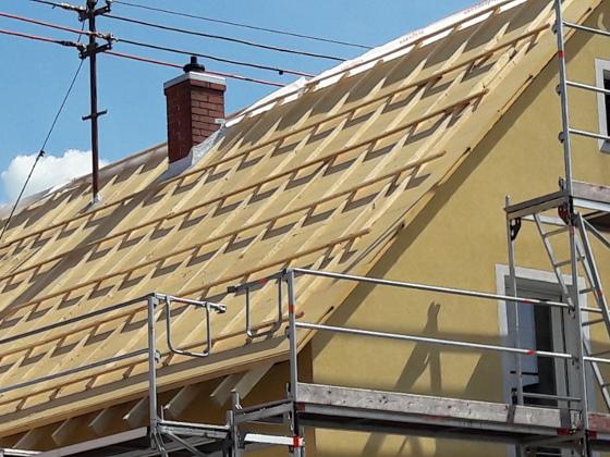 Gut gemocht Was kostet die neue Dachdämmung? - ENERGIE-FACHBERATER QN12