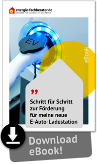 eBook Förderung E-Auto Ladestation